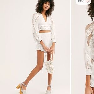 Free People Prairie Dawn Set